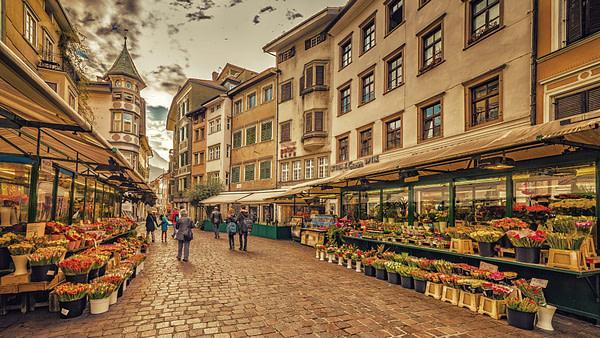 The best restaurants in Bolzano, Italy