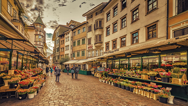 The best restaurants in Bolzano, Italy