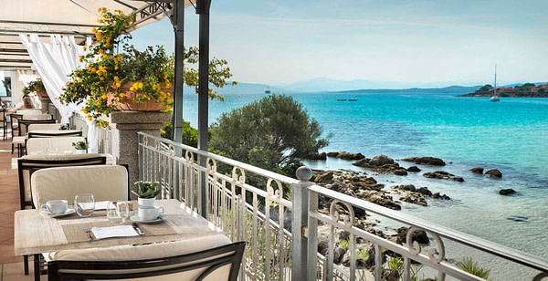 The best restaurants in Golfo Aranci, Sardinia